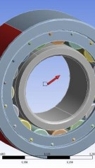 ansys bearings
